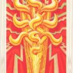 Ace of Wands –how to manifest pleasant surprises.