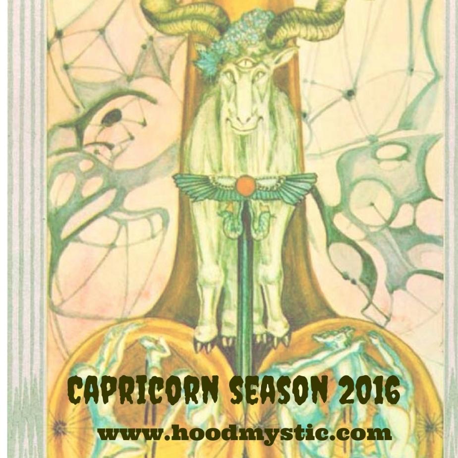 Capricorn: Grounding andRising