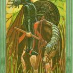 Knight of Disks