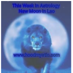 This Week in Astrology – New Moon in Leo