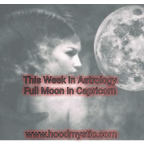This Week in Astrology – Full Moon in Capricorn 2017