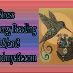 Daily Energy Reading   11/28/18   Stress