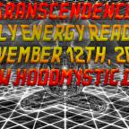 Daily Energy Reading   November 12th, 2018   transcendence