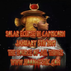 Solar Eclipse in Capricorn | January 5th, 2019 | The Source of All Things