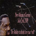 """The ability to think for your """"self""""   New Moon in Gemini   Vedic Astrology   July 2nd, 2019"""