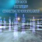 July 31st New Moon: Connecting to Your Soul Group