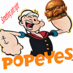 Something isn't right about the Popeye's Chicken Sandwich