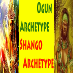 The Archetype of Ogun & Shango and the Divine Masculine