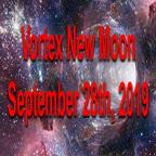 Vortex New Moon September 28th, 2019