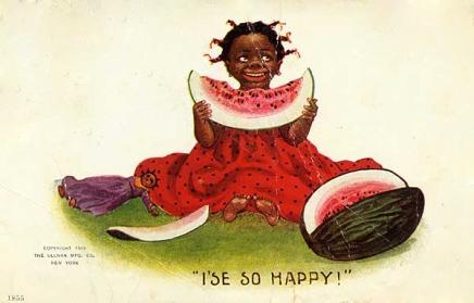I'se_so_happy_-_postcard