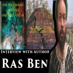 Interview with Ras Ben author of Free Your Mound and Your Mind Will Follow
